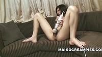 Pretty Japanese Teen Plays